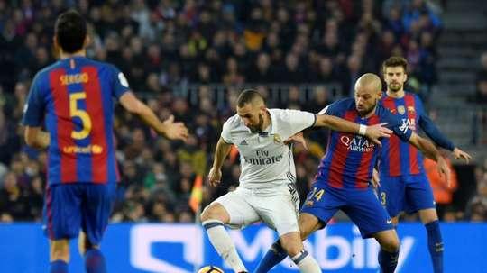 Barcelona y Real Madrid persiguen muy de cerca al joven jugador. AFP