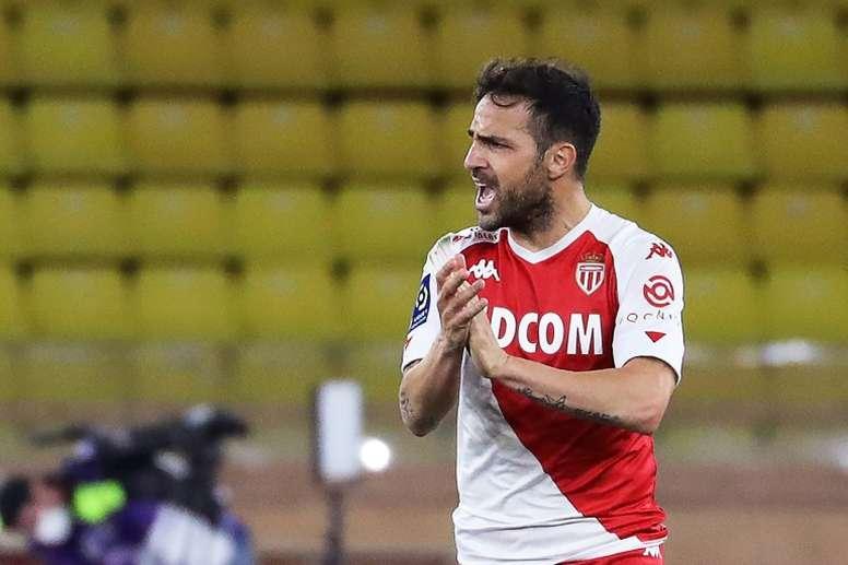 Monaco et Fabregas angoissent Paris. goal
