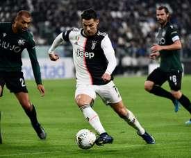 Cristiano é elogiado por companheiro de time. AFP