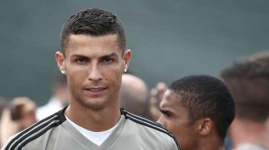 Ronaldo jouera en Italie. AFP