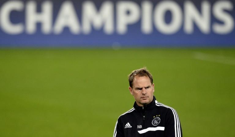 Netherlands appoint Frank de Boer as head coach to replace Ronald Koeman