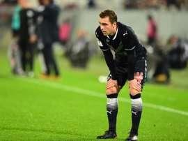 Les compos probables du match de Ligue 1 entre Dijon et Bordeaux. AFP