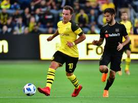 Gotze linked to three new teams. AFP