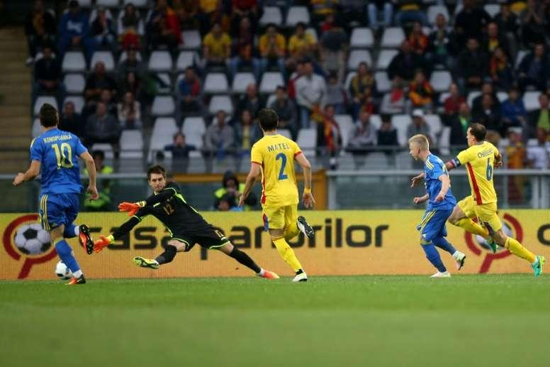 Zinchenko escolheu Bernardo Silva em detrimento de Cristiano. AFP