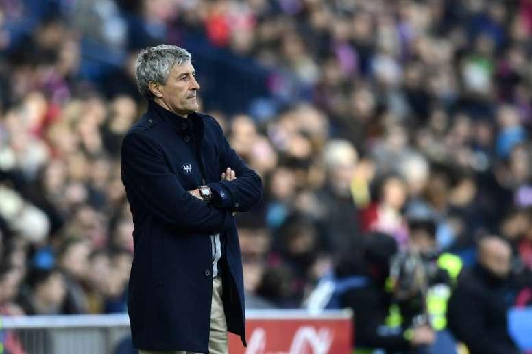 Les premiers chantiers importants du nouvel entraîneur du Barça. AFP