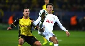 El sueño de Götze: ganar la Champions antes de su retirada. AFP