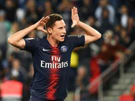 Draxler has weighed in on Neymar's possible exit from PSG. AFP