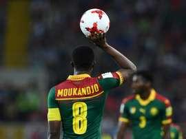 Le Cameroun a perdu. AFP