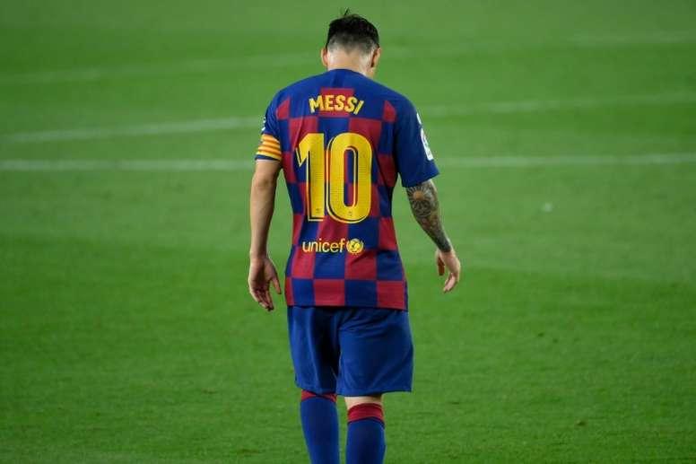 Une Ligue des champions pour sauver la saison du Barça. AFP