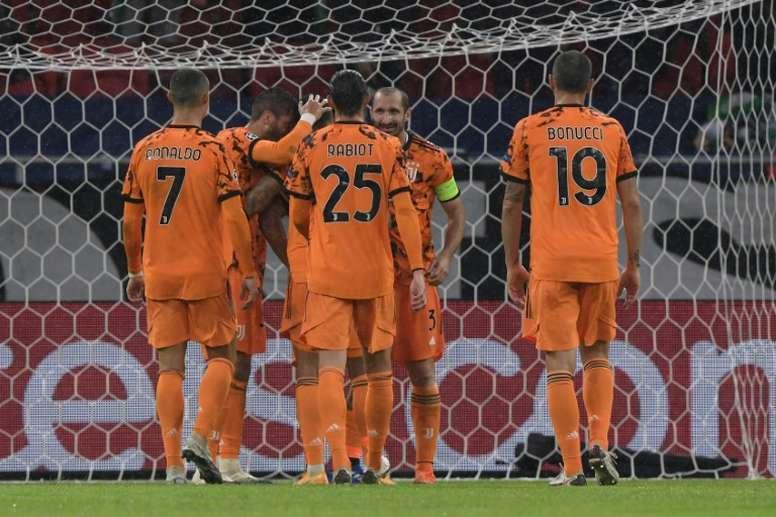 La Supercoppa ya tiene fecha. AFP