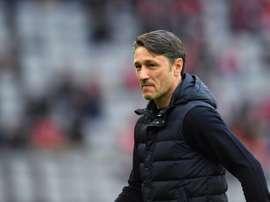 Kovac acredita que as temperaturas foram responsáveis pelo jogo fraco. AFP