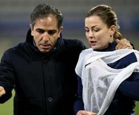 Laure Boulleau au poste de directeur sportif ? AFP