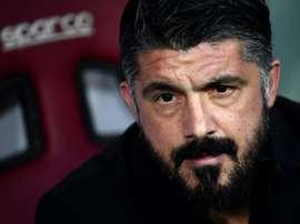 Italie: Gervinho crucifie Naples pour la première de Gattuso. AFP