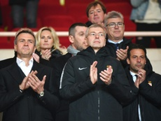 Vasilyev a quitté Monaco. AFP