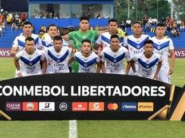 Les mésaventures d'un footballeur français bloqué en Bolivie. AFP