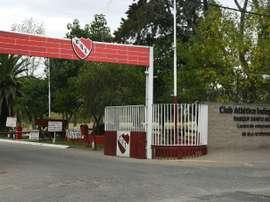 Le club argentin d'Independiente est dans la tourmente. AFP