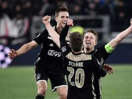 Barca and Ajax have apparently reached an agreement for De Ligt. AFP