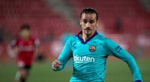RAI': Barça want to send Griezmann to Juve. AFP
