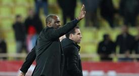 Vieira escucharía la oferta del Newcastle. AFP
