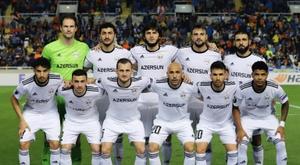 l'UEFA ouvre une enquête contre un club azéri. afp