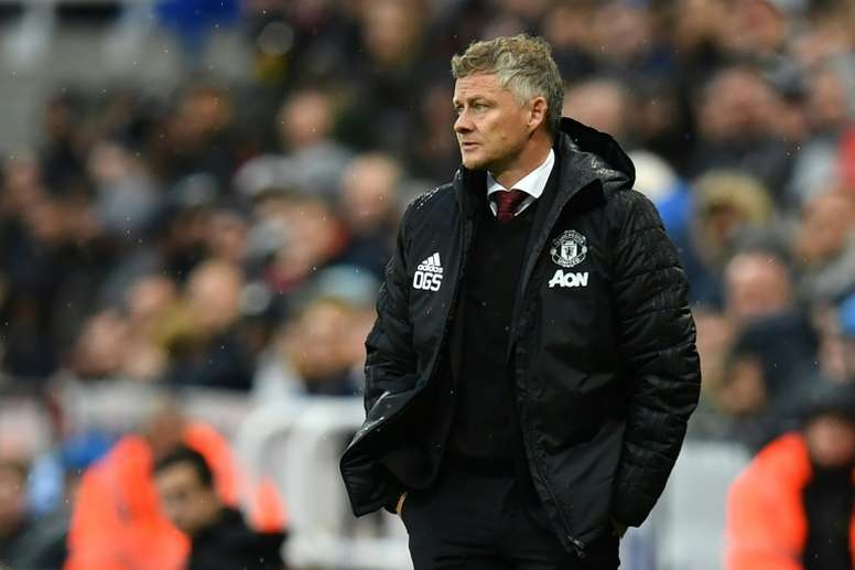 Manchester United won't wait 30 years for title – Solskjaer. AFP