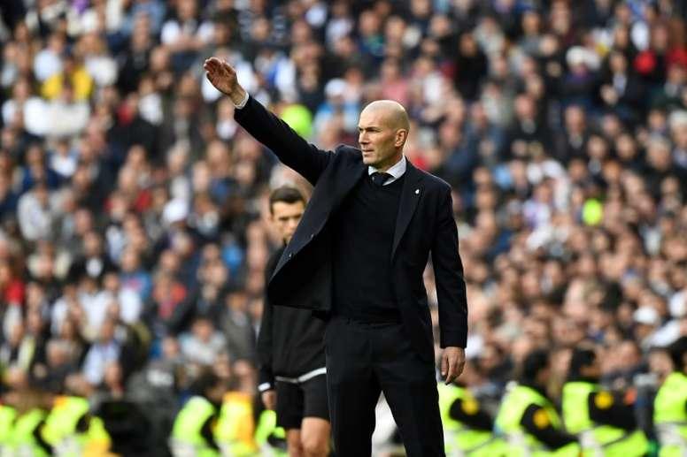El Real Madrid quiere recuperar la hegemonía en casa. AFP