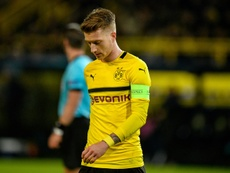 Reus terminera sa carrière à Dortmund. AFP