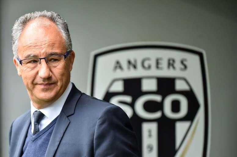 Le président d'Angers en garde à vue pour agressions sexuelles aggravées. AFP