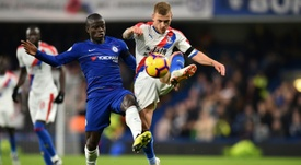 Kante is said to be on the brink of committing his future to Chelsea. AFP
