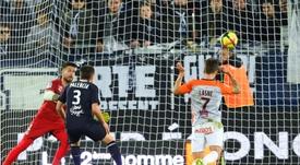 Bonne nouvelle pour Montpellier. AFP