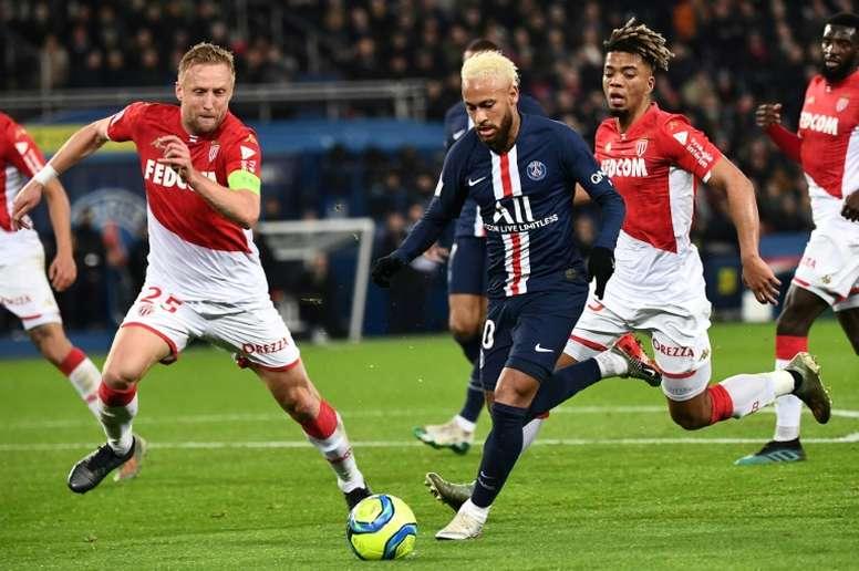 Tout ce qu'il faut savoir avant Monaco-PSG. AFP