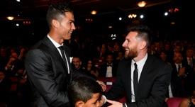La fine della dittatura Messi-Ronaldo. AFP