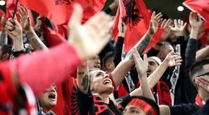 L'Albanie et le Kosovo veulent créer une 'Coupe Mère Teresa'. AFP