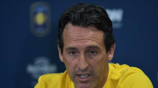 Emery lauds PSG after triumph. AFP