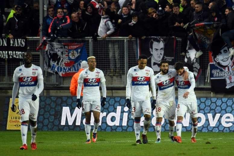 Lyon a remporté son match. BeSoccer