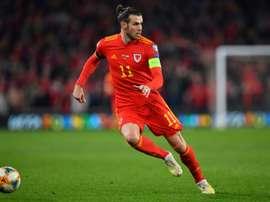 Berbatov critique la décision de Bale. AFP
