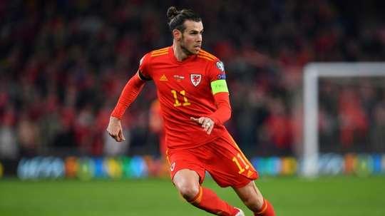 Bale n'a pas l'intention de revenir à Tottenham. AFP