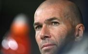 A sinister problem for Zidane. AFP