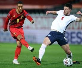 La Belgique en ballottage favorable pour le Final 4. afp