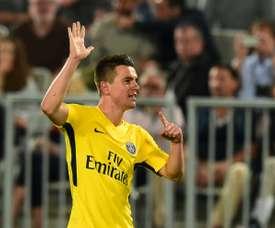 Lo Celso pode deixar o clube durante essa semana. AFP