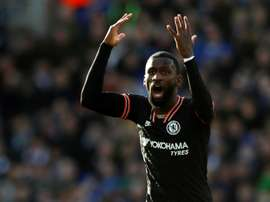 Rudiger is on PSG's radar. AFP