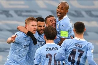 VIDEO : Manchester City marque 4 buts face à Barnsley en amical. AFP