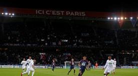 PSG recebe o Guingamp. AFP
