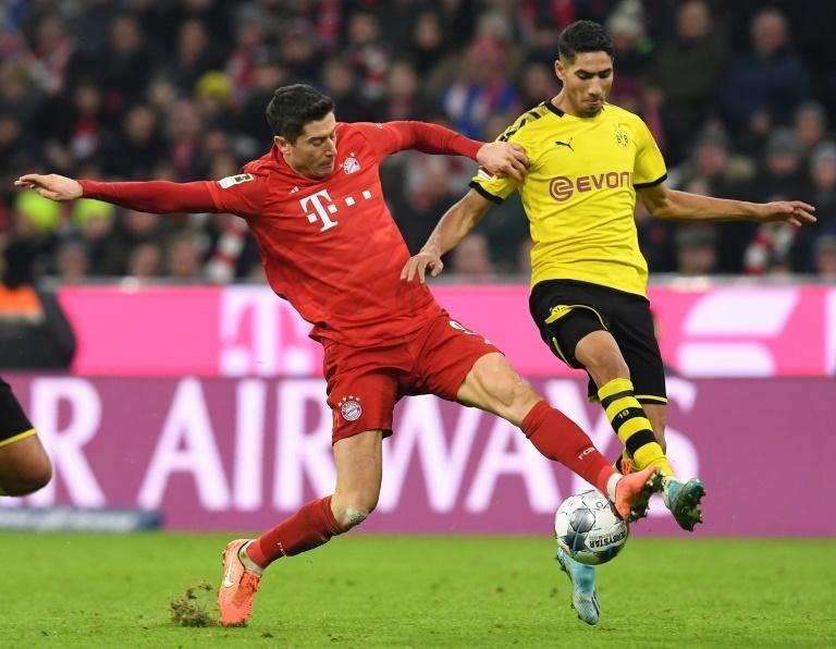 Le Bayern s'impose contre Dortmund et fonce vers le titre — Bundesliga