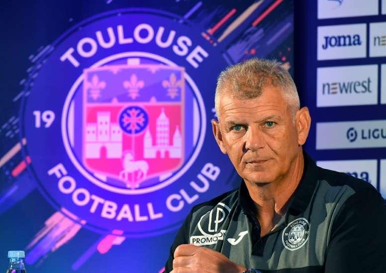 Quatre cas à Toulouse, le match contre Rodez annulé. afp