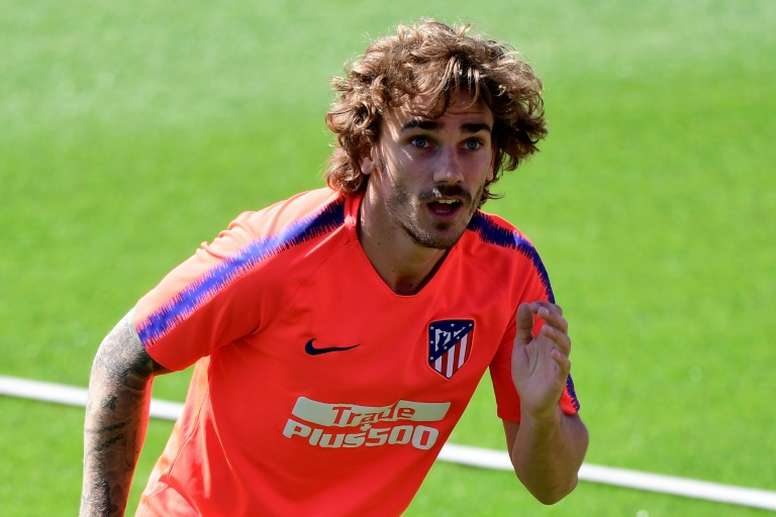 Griezmann informs Atletico his buyout clause will be paid. AFP
