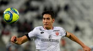Aguerd prend la direction de Rennes. AFP
