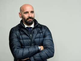 Monchi a évoqué son passé à la Roma. AFP