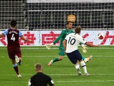 Tottenham s'accroche. AFP