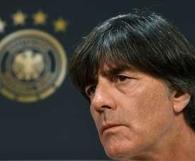 Löw não conseguiu dar uma nova cara ao time alemão. AFP